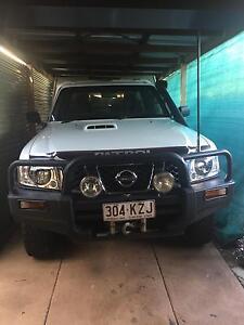 Nissan Patrol Steel Winch Bullbar Genuine Brisbane City Brisbane North West Preview