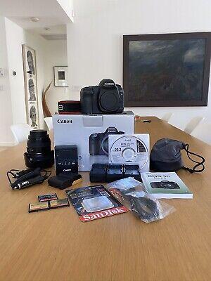 Canon EOS 5D Mark II 21.1MP Digital SLR Camera (Full Kit w EF 24-105 L IS USM +)