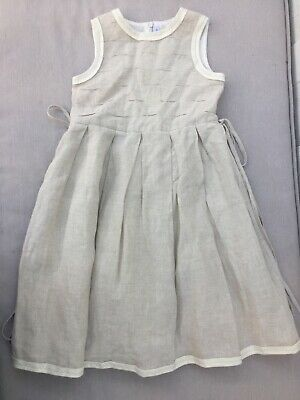 LOREDANA LE BIMBE Girls Dress Size Euro 65