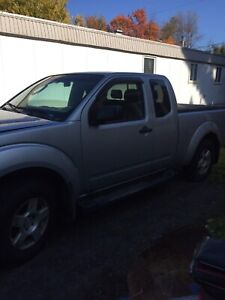 Nissan frontier 2wd v6