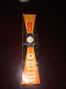 McDonald's collectable watch