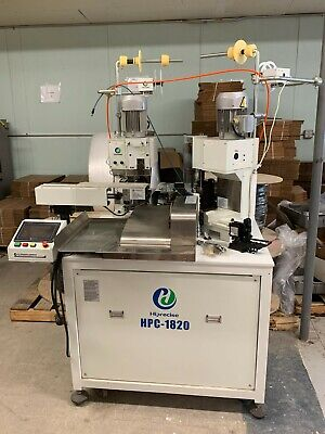 Hiprecise Hpc-1820 Wire Cutting Stripping Crimping Machine