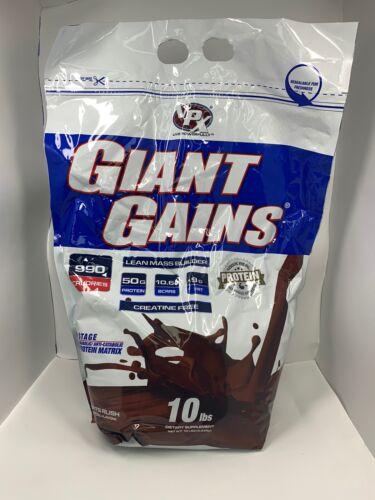 GIANT GAINS CHOCOLATE 10LB