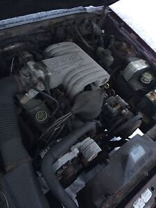 1988 ford mustang 302 ho motor around 200k on it