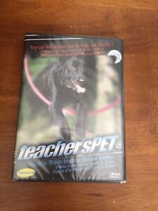 NEW instructional DVD for training pets