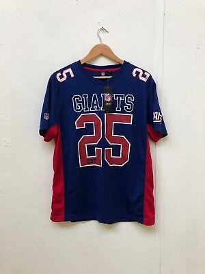 New York Giants NFL Men s Moro Poly Mesh Jersey - XXL - Blue - 25 - New 1721f29d5