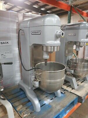 Refurbished Hobart H600 - Commercial 60-quart Dough Mixer - 1 Phase 230v