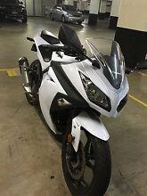 Kawasaki ninja 300 abs 5,700 $ St Peters Marrickville Area Preview