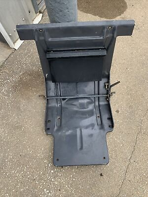 Seat Base Pan Fits Ls170 And Others New Holland Skid Steer Oem