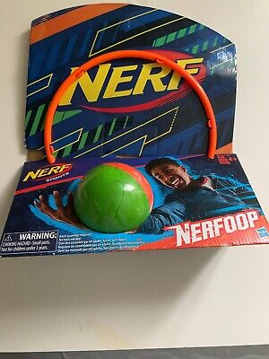 Nerf Sports Nerfoop New in packaging! As pictured