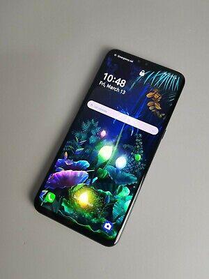 LG V50 ThinnQ 5G LM-V500N 6GB RAM (Unlocked) -Aurora Black *Excellent Condition*
