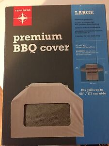 Premium BBQ cover - never been opened!