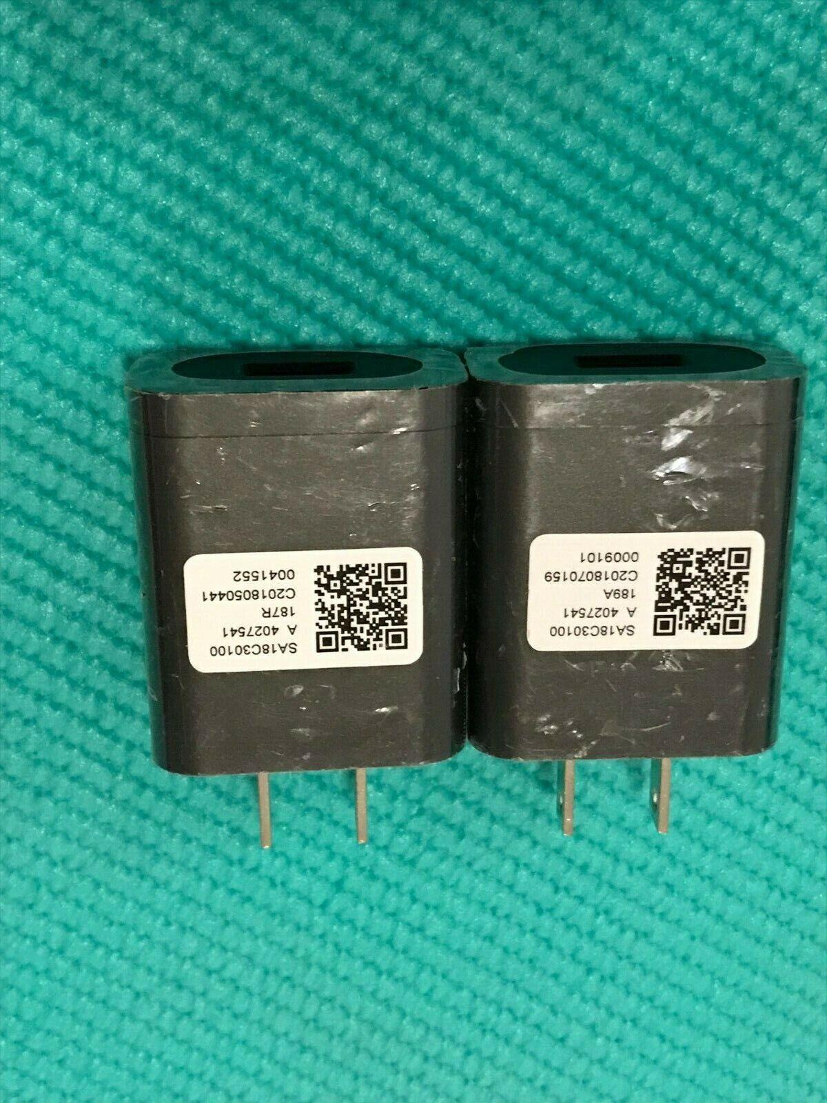 Motorola Turbo Power USB AC Power Wall Charger Black SC-51 S