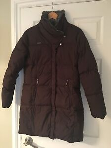 Columbia down-filled winter jacket, EUC, women size M