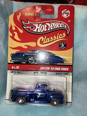 Hot Wheels Classics Custom 56 Ford Truck Special Paint, #1