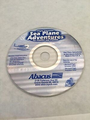 Sea Plane Adventures: add-on for Microsoft Flight Simulator 2004 & 2002
