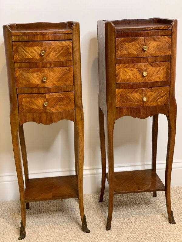 Pair Of French Side Tables