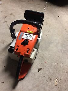 Stihl 056 chainsaw