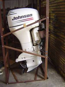 90Hp Johnson Outboard Ardrossan Yorke Peninsula Preview