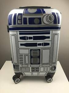 Star Wars R2D2 - 4 Wheel Carry-On Cabin Luggage Bag