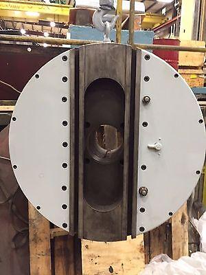 30 Gl Facing Head For 6 Boring Mill