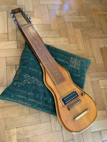 Palfray hand-made 8 string Lap steel