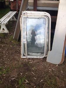 Vintage Caravan Windows X 6. VGC. Eildon Murrindindi Area Preview