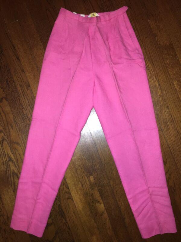 "Vintage 60s Sportempos skinny peg leg pants slacks SMALL 23-24"" waist, side zip"