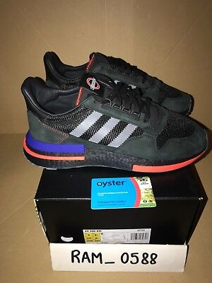 Adidas ZX 500 RM x TFL Limited Edition UK 8.5 US 9 EUR 42 2/3 OYSTER INCLUDED