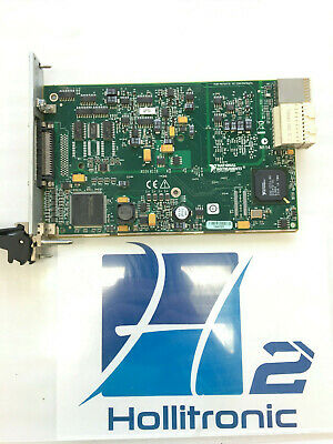 National Instruments Pxie-6341 Multifunction Daq 16ai 500 Kss 2 Ao 24dio 4ctr