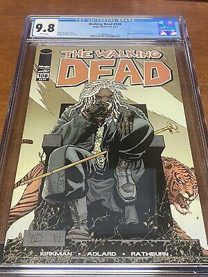 Details about  /The Walking Dead Image Comic Book #108 15th Anniv..1st Ezekiel..Combine Shipping