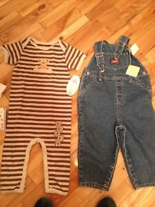 Clothing for toddler boy