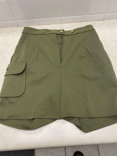 Oscar Ee La Renta Boy Scout Ladies Shorts
