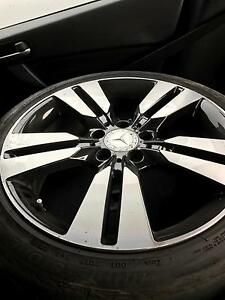 """Mercesdes Benz 18"""" rims with tyres for A200 Narre Warren South Casey Area Preview"""