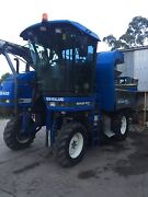Braud Grape Harvester Balhannah Adelaide Hills Preview