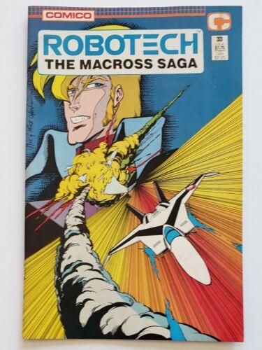 Robotech: The Macross Saga (1984-1989), Issue #33