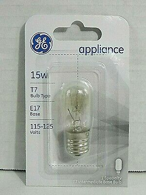 Ge Microwave Bulb (GE 15T7/N Microwave Light Bulb (35153) )