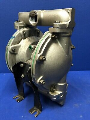 Ingersoll-rand 666100-2a4-c Stainless Diaphragm Pump 1