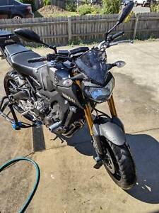 2016 Yamaha MT09