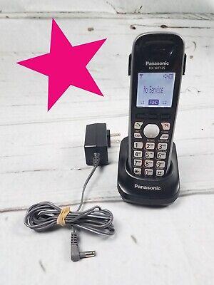 Panasonic Kx-wt125 Dect Entry Level Business Cordless Phone Hand Set Charger
