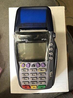 Verifone Vx 570 Credit Card Machine