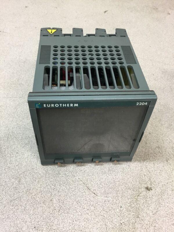 Eurotherm 2204 Temperature Controller 2204/XX/VH/XX/XX/RF/RF/XX/XX/XXX
