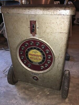 Vintage Marquette Serial N226023 Stick Welder