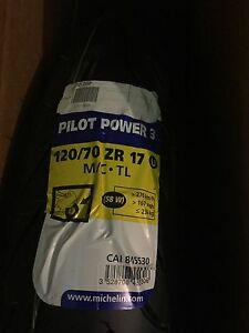 Michelin pilot 3 bike tire