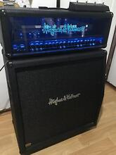 Hughes & Kettner Trilogy 100W Tube Guitar Amp with 4x12 Cab Bayswater North Maroondah Area Preview