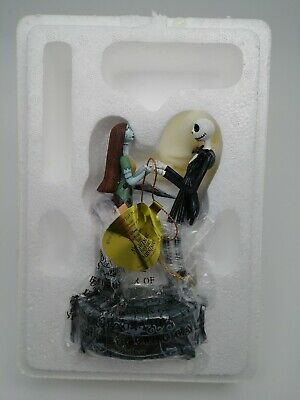 Nightmare Before Christmas Jack & Sally Figurine