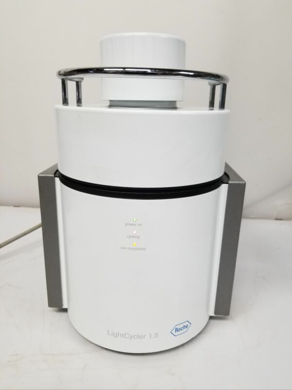 Roche Real Time LightCycler 1.5 PCR Thermal Cycler