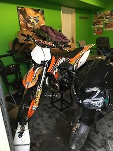 2012 ktm 250sx mint shape!
