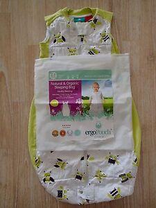 Ergo Pouch Winter Baby Sleeping Bag 2.5 Tog (2-12 months 80cm) Wurtulla Maroochydore Area Preview