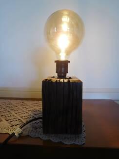 Iron Bark Table Lamp